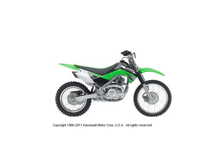 2011 Kawasaki KLX140L for sale on 2040-motos