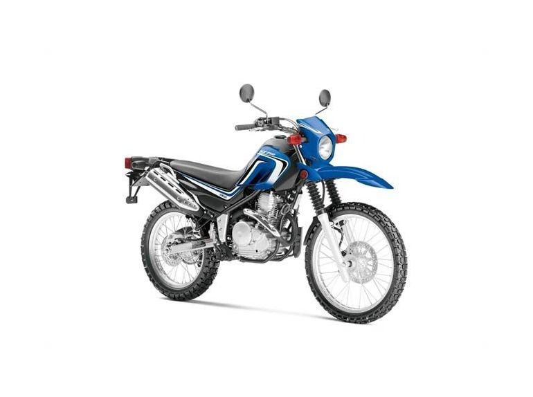 Buy 2013 Yamaha XT250 on 2040-motos