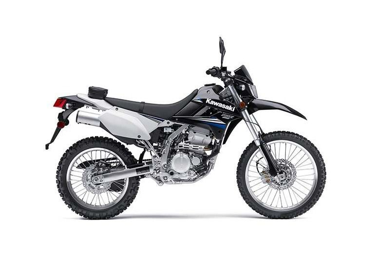 Buy 2014 Kawasaki KLX 110 L on 2040-motos