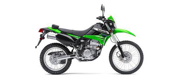 2009 Kawasaki KLX250SF Dual Sport for sale on 2040-motos