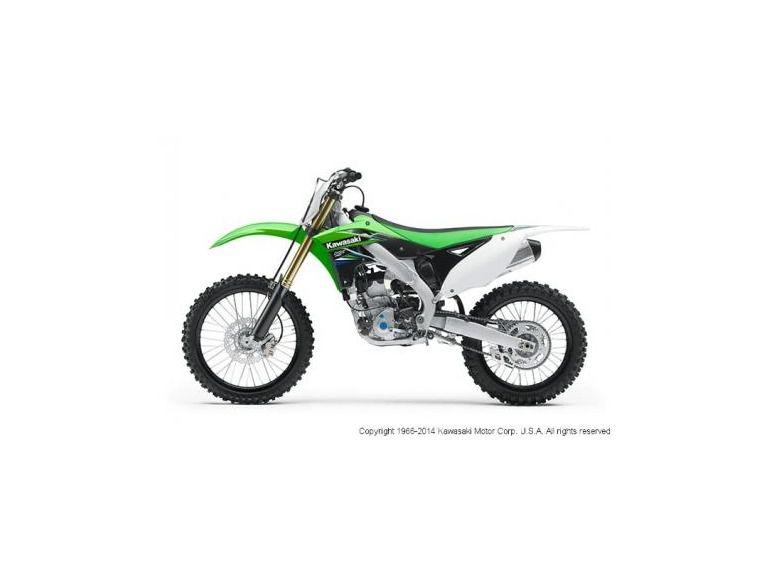Buy 2014 Kawasaki KX250F on 2040-motos
