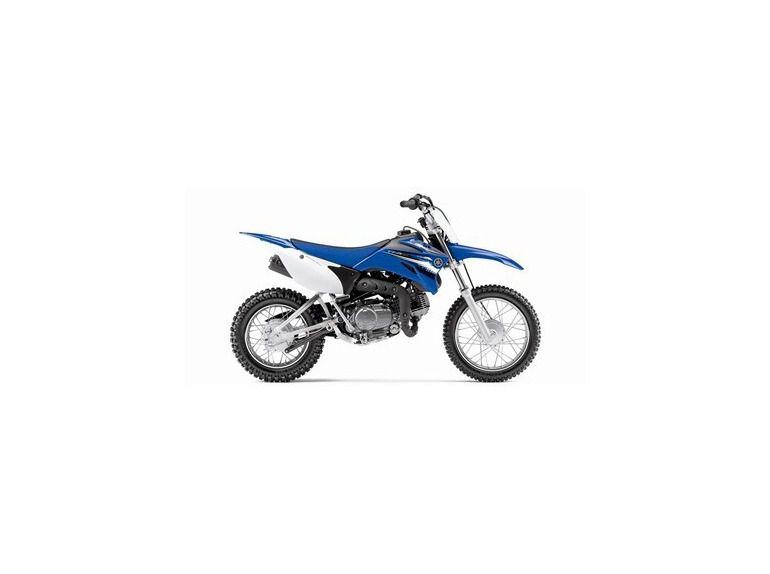 2012 Yamaha TT-R 110E for sale on 2040-motos