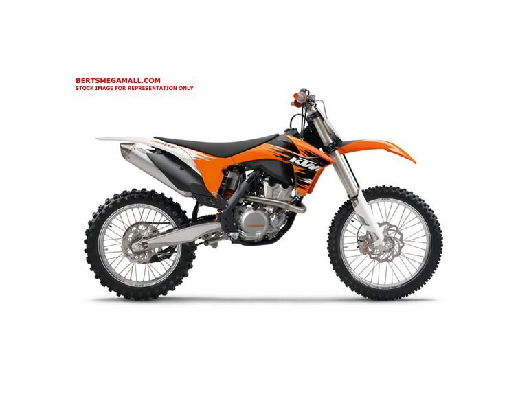 Buy 2012 KTM 500 XC-W on 2040-motos