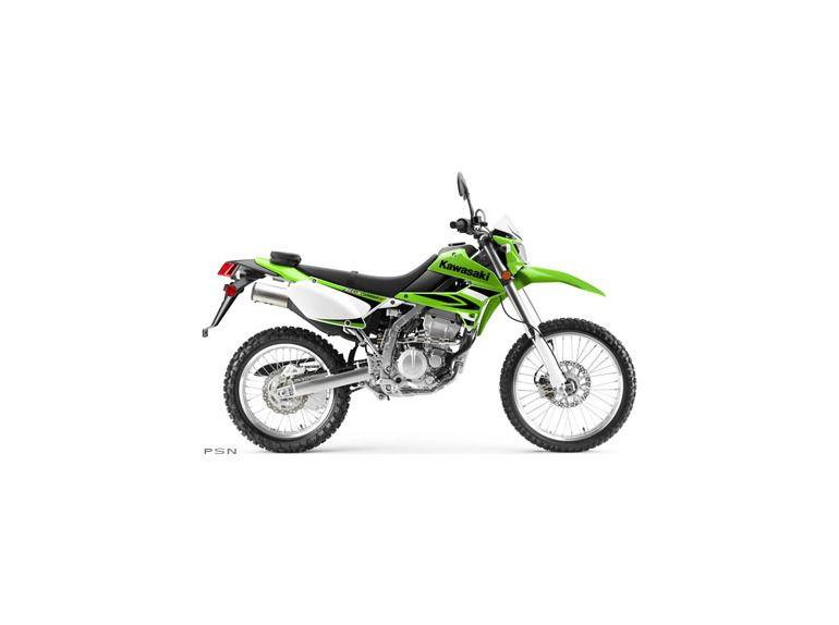2009 Kawasaki KLX250S for sale on 2040-motos