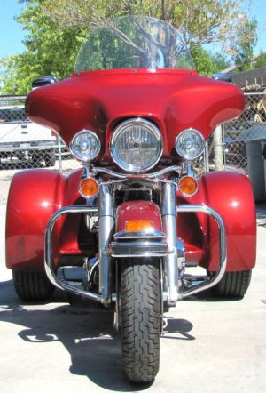 Buy 2005 Harley Davidson Electra Glide Converted to on
