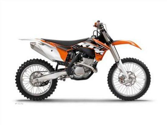 2012 KTM 250 SX-F 250 Mx for sale on 2040-motos
