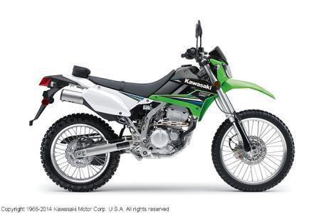 Buy 2009 Kawasaki KLX 250SF on 2040-motos