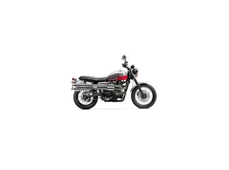 Buy 2014 Triumph Scrambler on 2040-motos