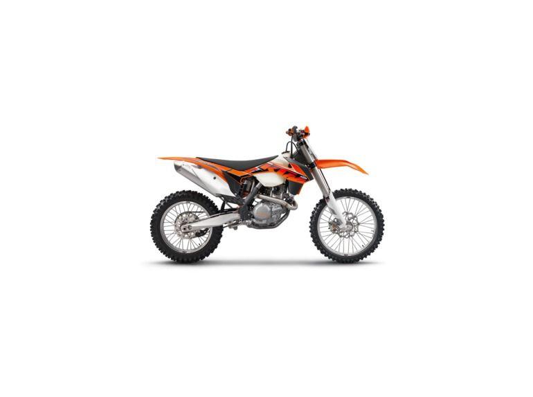Buy 2013 KTM 350 XCF-W on 2040-motos