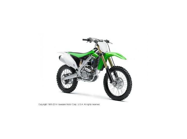 2013 Kawasaki KX450F for sale on 2040-motos
