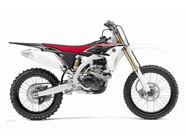 Buy 2011 Yamaha YZ250F 4-STROKE Dirt Bike on 2040-motos