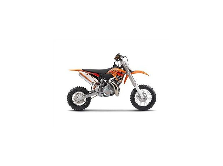 Buy 2014 KTM 50 SX on 2040-motos