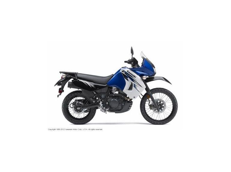 2012 Kawasaki KLR650 for sale on 2040-motos