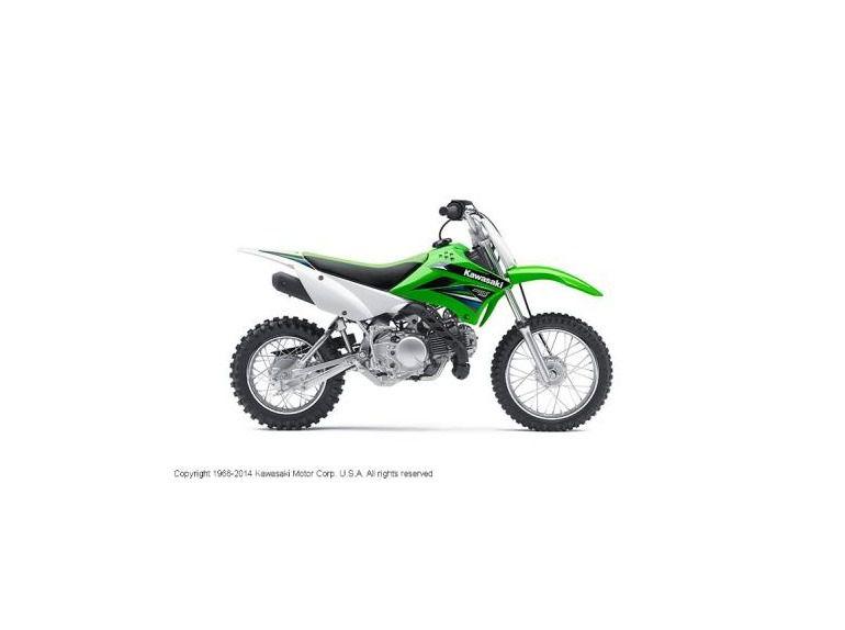 2014 Kawasaki KLX110 for sale on 2040-motos