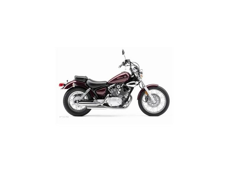 2009 Yamaha V Star 250 for sale on 2040-motos