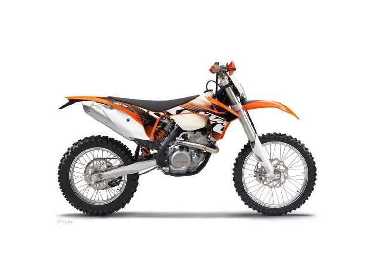 2012 KTM 350 XCF-W for sale on 2040-motos