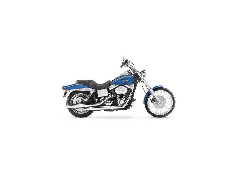 2006 Harley-Davidson FXDWGI Dyna Wide Glide for sale on