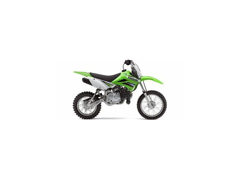 Buy 2012 Kawasaki KLX 110L on 2040-motos