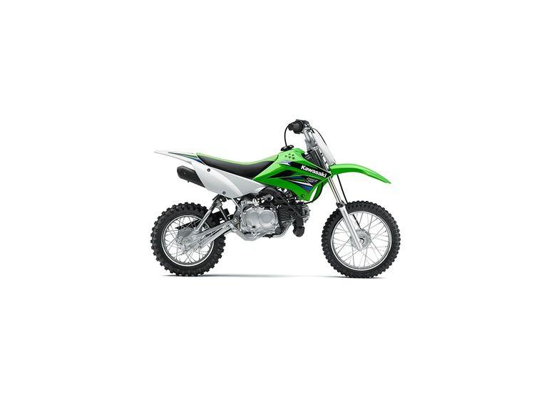 Buy 2014 Kawasaki KLX 110 L on 2040-motos