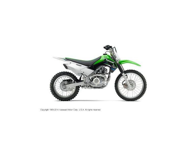 2014 Kawasaki KLX140L for sale on 2040-motos