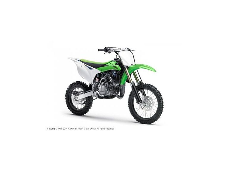 Buy 2014 Kawasaki KX 85 on 2040-motos
