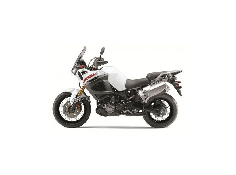 2013 Yamaha SUPER TENERE PEARL WHITE for sale on 2040-motos