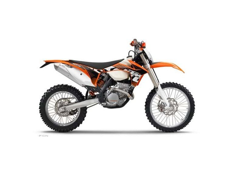 Buy 2012 KTM 250 XCF-W on 2040-motos