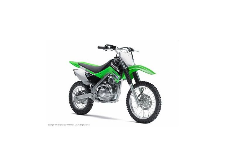 2012 Kawasaki 2012 KLX140 for sale on 2040-motos