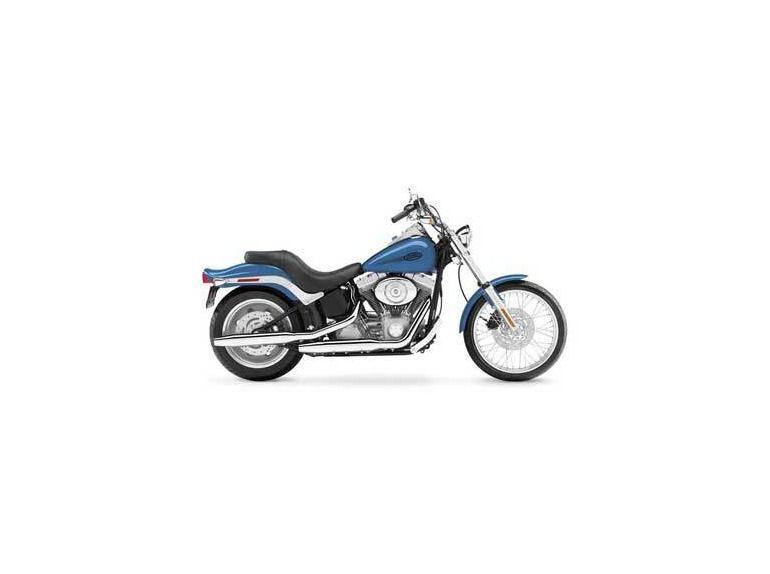 CHOPPER BLUE Harley-Davidson Softail for Sale / Find or