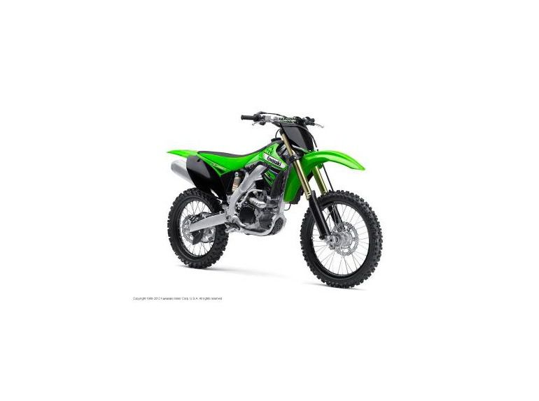 2012 Kawasaki KX 250F for sale on 2040-motos