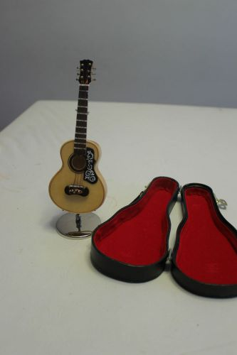 6 Guitar Stand Leather Case