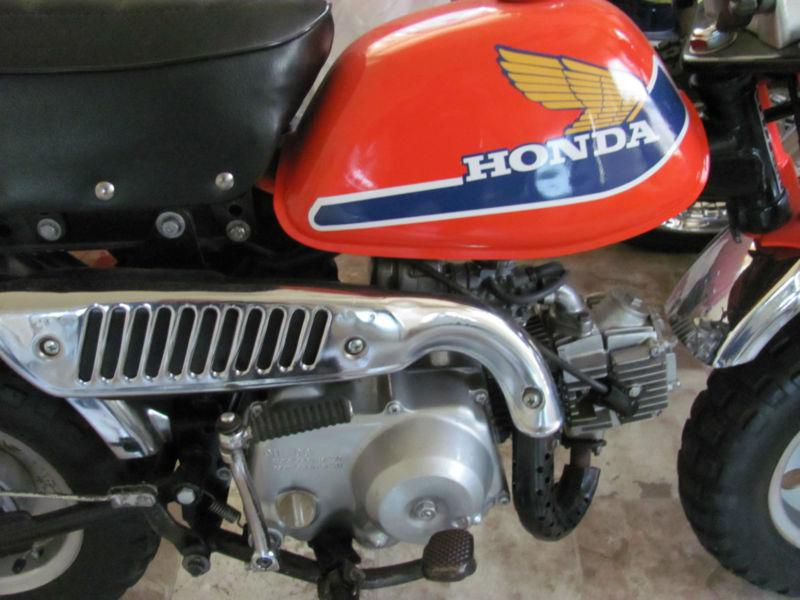 1977 Honda Z50 Wiring Diagram