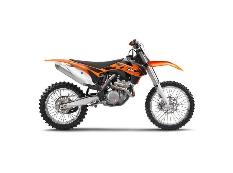 2013 KTM 350 SX-F 350 for sale on 2040-motos