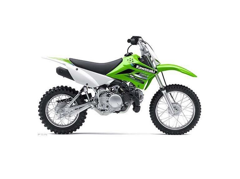 2013 Kawasaki KLX110L Dirt Bike for sale on 2040-motos