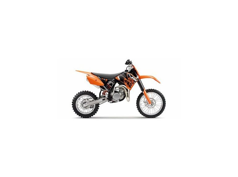 2009 KTM SX 85 for sale on 2040-motos