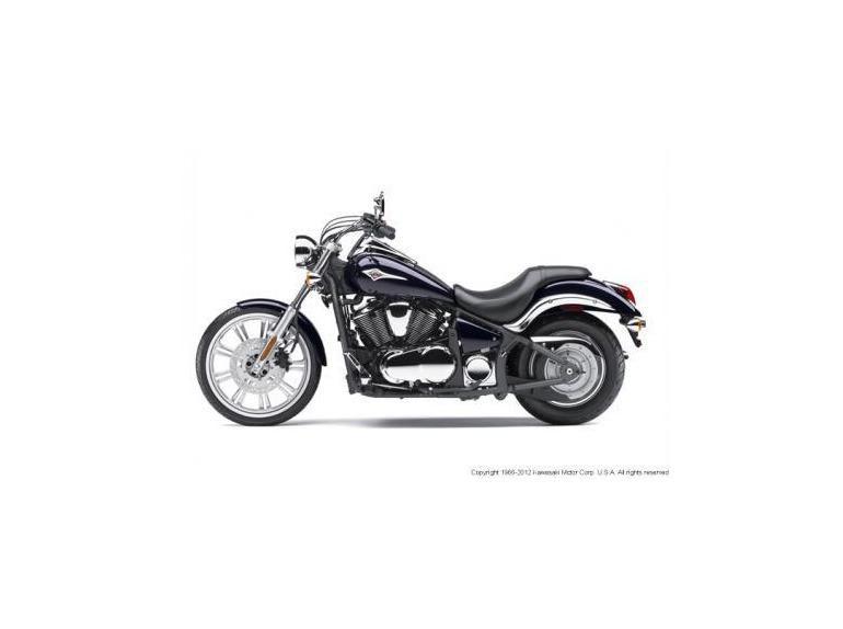 2012 Kawasaki Vulcan 900 Custom Cruiser for sale on 2040-motos
