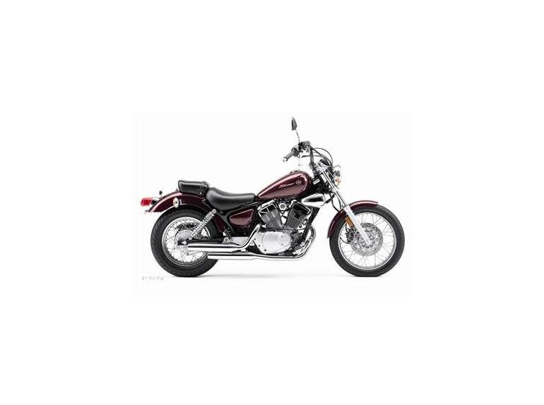 Buy 2009 Yamaha V Star 250 on 2040-motos