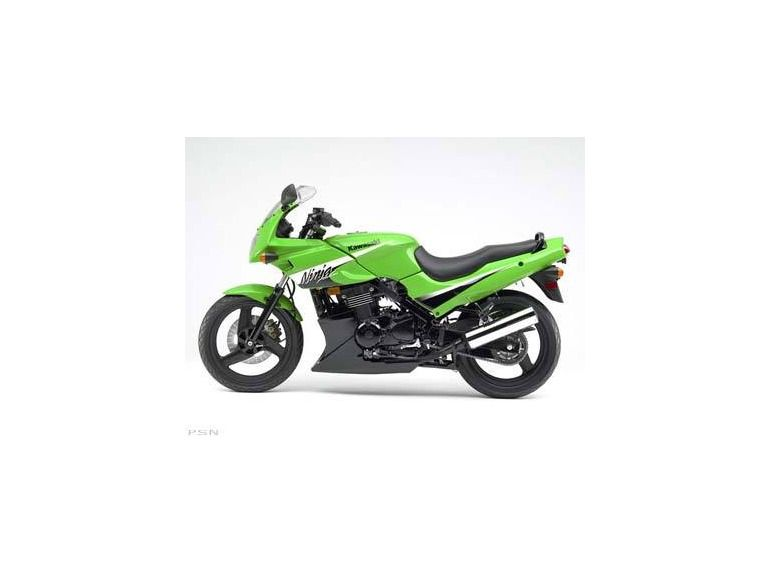 2006 Kawasaki Ninja 500R for sale on 2040-motos