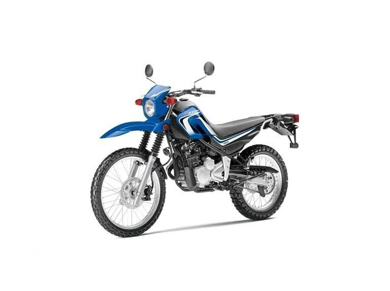 Buy 2014 Yamaha XT250 on 2040-motos