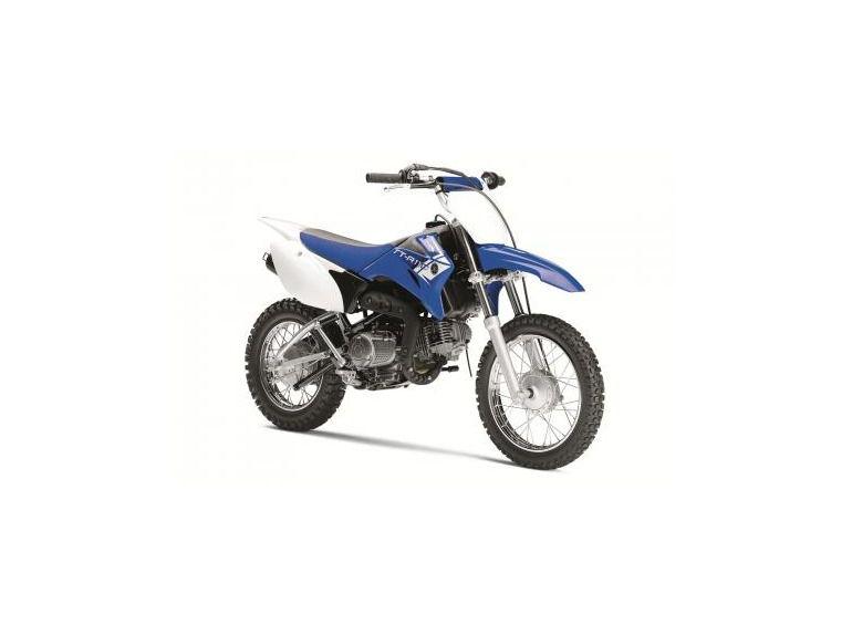 2013 Yamaha TT-R110E TTR110ED for sale on 2040-motos