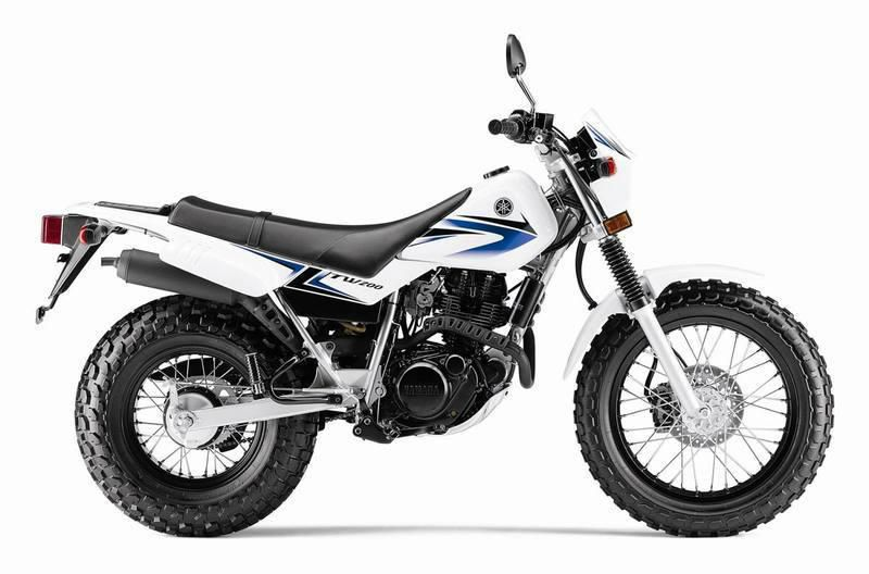 2013 Yamaha TW200 for sale on 2040-motos