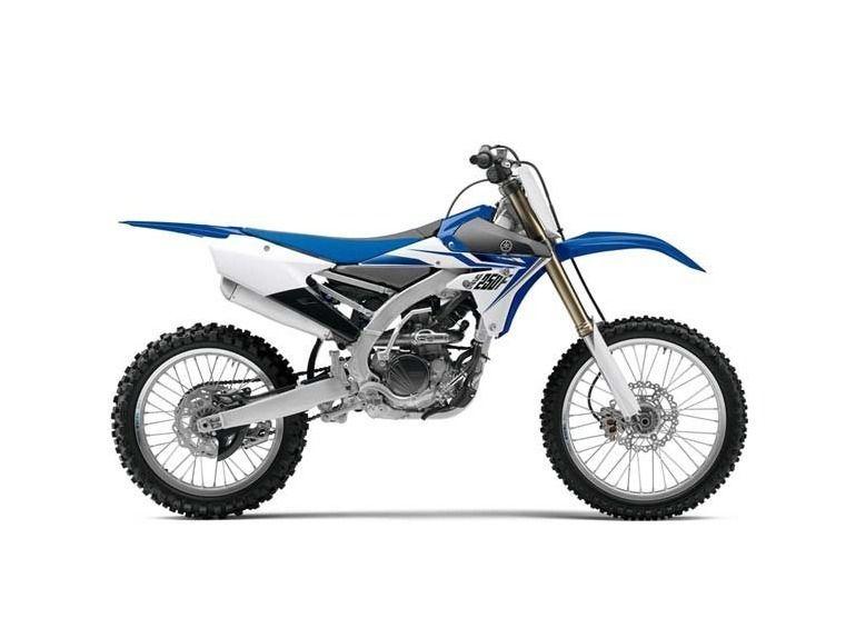 Buy 2012 Yamaha Yz250f on 2040-motos