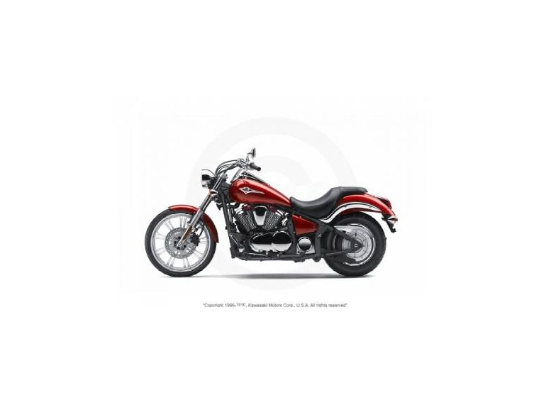 Buy 2010 Kawasaki VN900 CUSTOM on 2040-motos