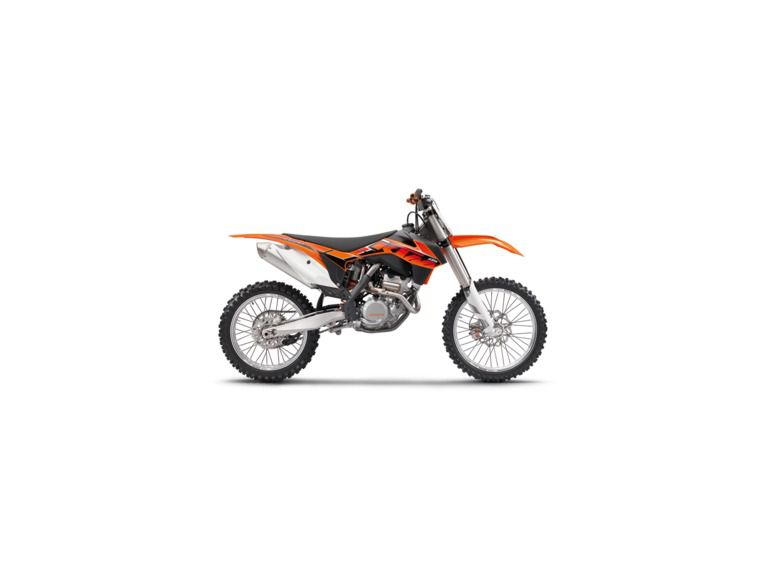 Buy 2014 KTM 250 SX-F on 2040-motos