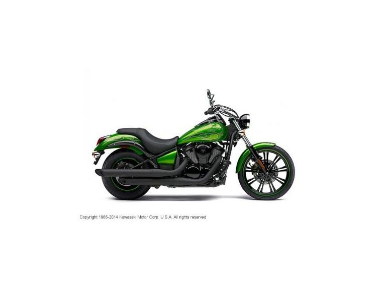 2014 Kawasaki VULCAN 900 Custom for sale on 2040-motos