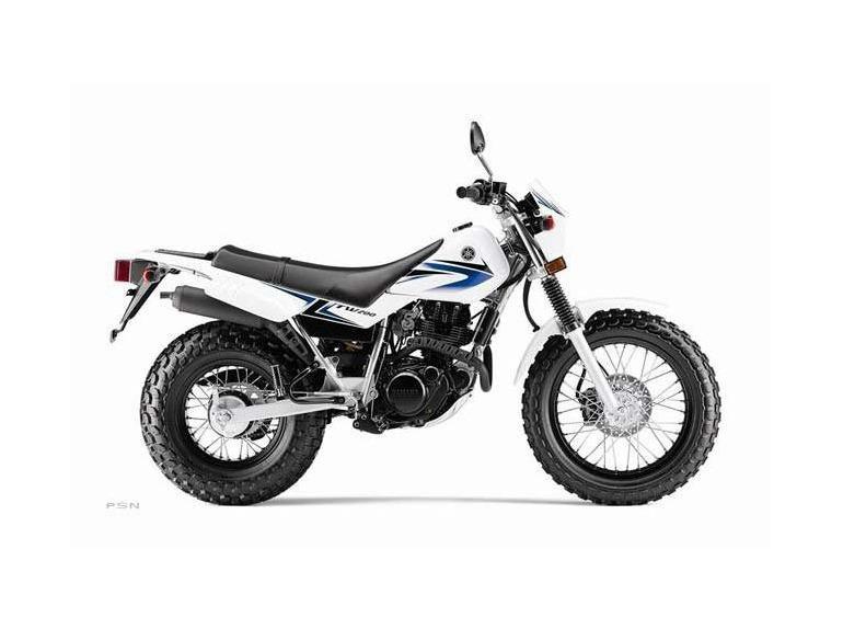 Buy 2013 Yamaha TW200 Dual Sport on 2040-motos