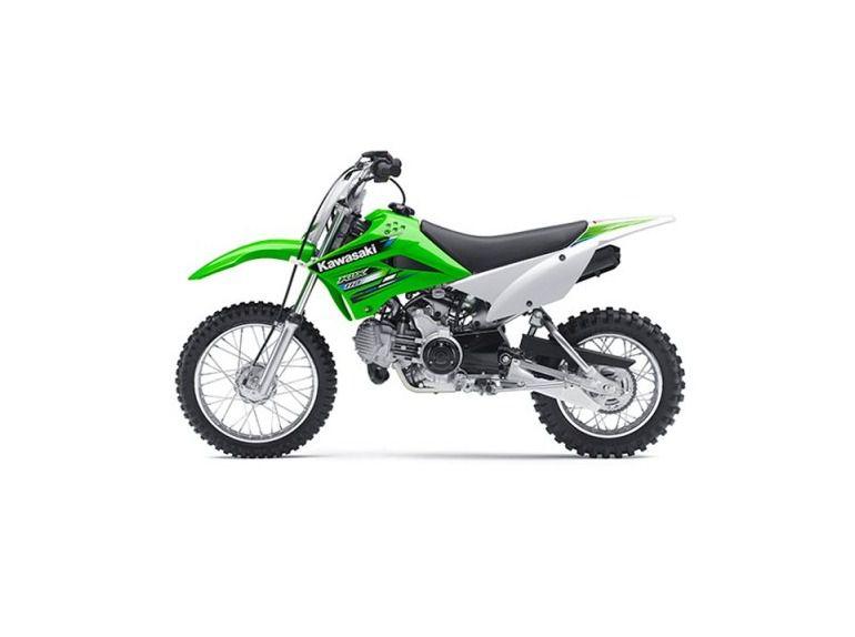 2013 Kawasaki Klx110 for sale on 2040-motos