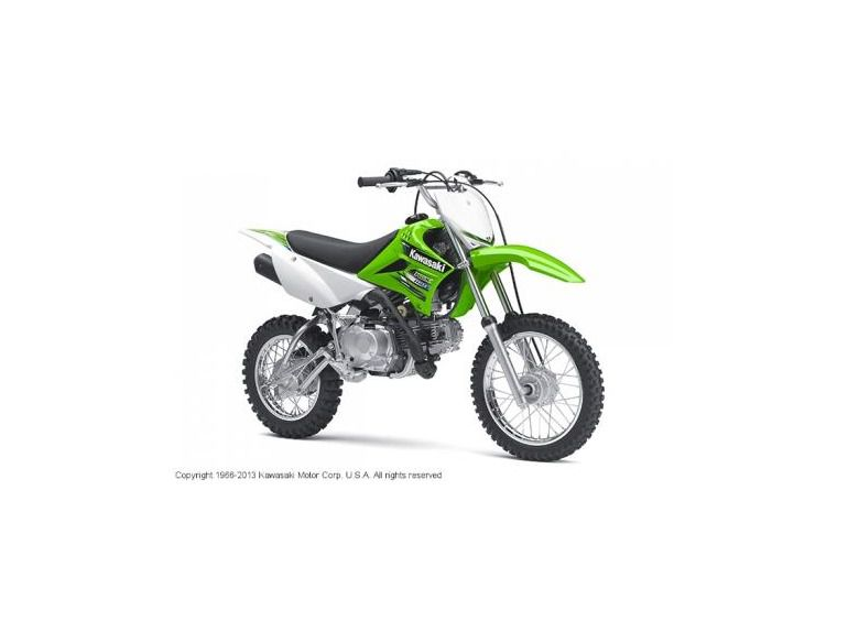 Buy 2013 Kawasaki KLX 110L on 2040-motos