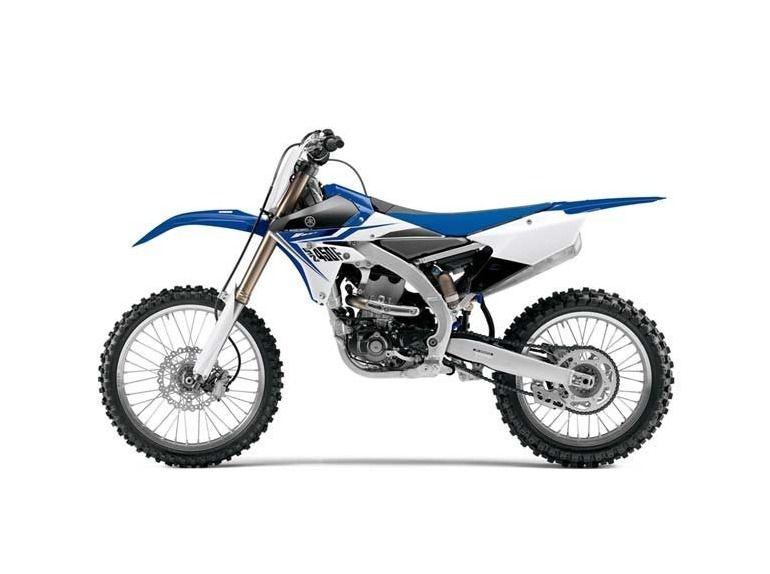 2014 Yamaha YZ 450F for sale on 2040-motos