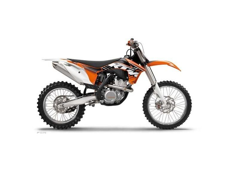 Buy 2012 KTM 350 SX-F on 2040-motos